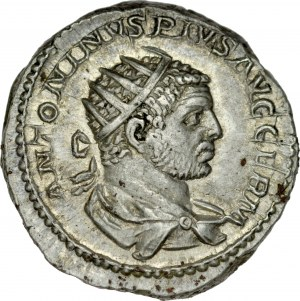 Antoninian, Caracalla 198-217.
