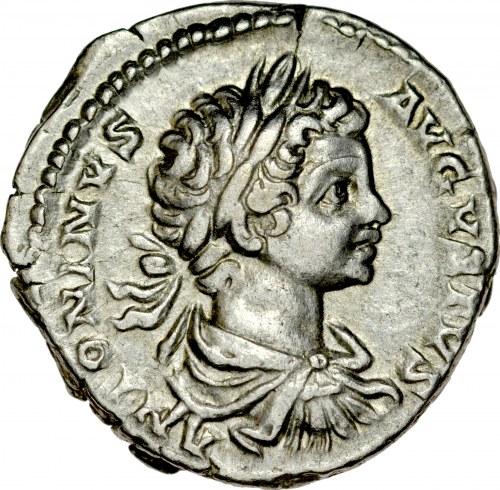 Denar, Caracalla 198-217.