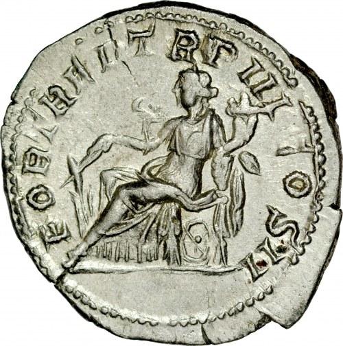Denar, Geta 209-212.