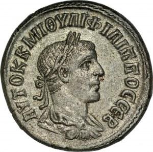 Tetradrachma, Antiochia, Filip II 247-249.