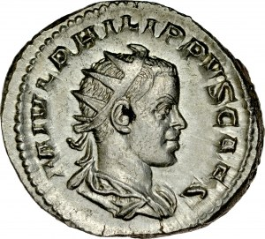 Antoninian, Filip II 247-249.
