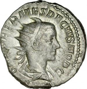 Antoninian, Herennius Etruscus +251.