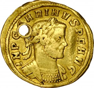 Aureus, Carinus 283-285.