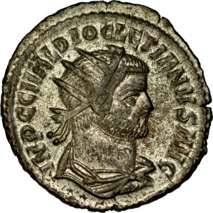 Antoninian, Dioclecianus 294-305.