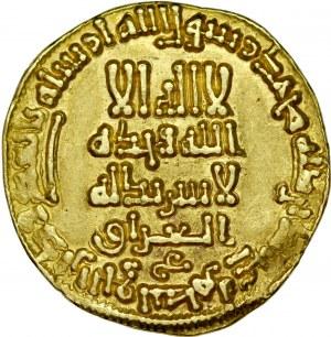 Dinar AH201, al-Iraq, al-Mamun AH 196-218.