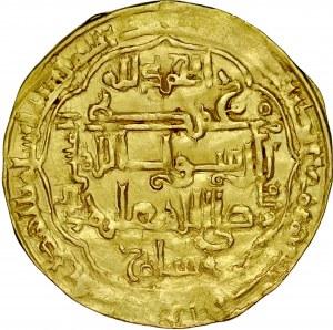 Dinar AH648, Madinat al-Salam, al-Musta'sin.