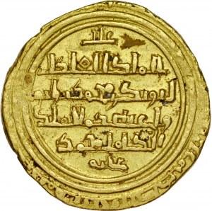 Dinar data nieczytelna, al-Iskanderiya, al-Adil Abu Bakr AH 596-615.