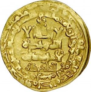 Dinar AH422, Nishapur, Mas'ud I AH 421-432.