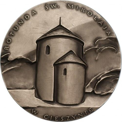SREBRO 925 - Medal serii Królowie Polski - Bolesław II Śmiały - PTAiN Koszalin - nakład 25 sztuk