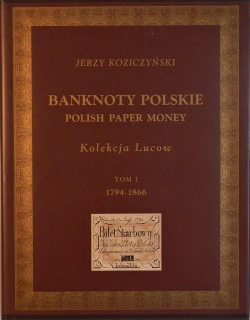 Kolekcja LUCOW - tom I - 1794 - 1866