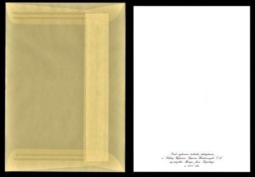 PWPW - Ignacy Jan Paderewski - STALORYT PORTRETU