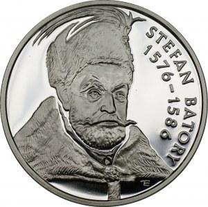 10 złotych 1997 - Stefan Batory