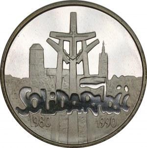 100.000 złotych 1990 - Solidarność - GRUBA -