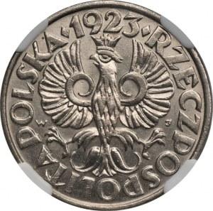 20 groszy 1923 - NGC MS65
