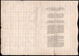 Wilhelm i Hugo Bracia Müller, Merceryzownia, Bielarnia, Farbiarnia, Wykończalnia i Tkanina - 10 x 500 złotych 1929 -