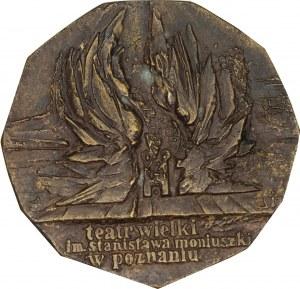 Stasiński Medal - Teatr Wielki im. Stanisława Moniuszki w Poznaniu - OPUS 1007