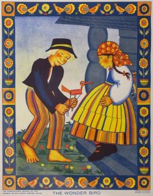 Maria Werten (Wertenstein) (1888 - 1949), The wonder bird, 1930