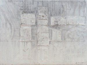 """Stanisław Tomalak, Fragment 574, z cyklu """"Archeologia"""", 2019"""