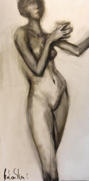Olga Bukowska, Nude, Part I, 2018/2019 r.