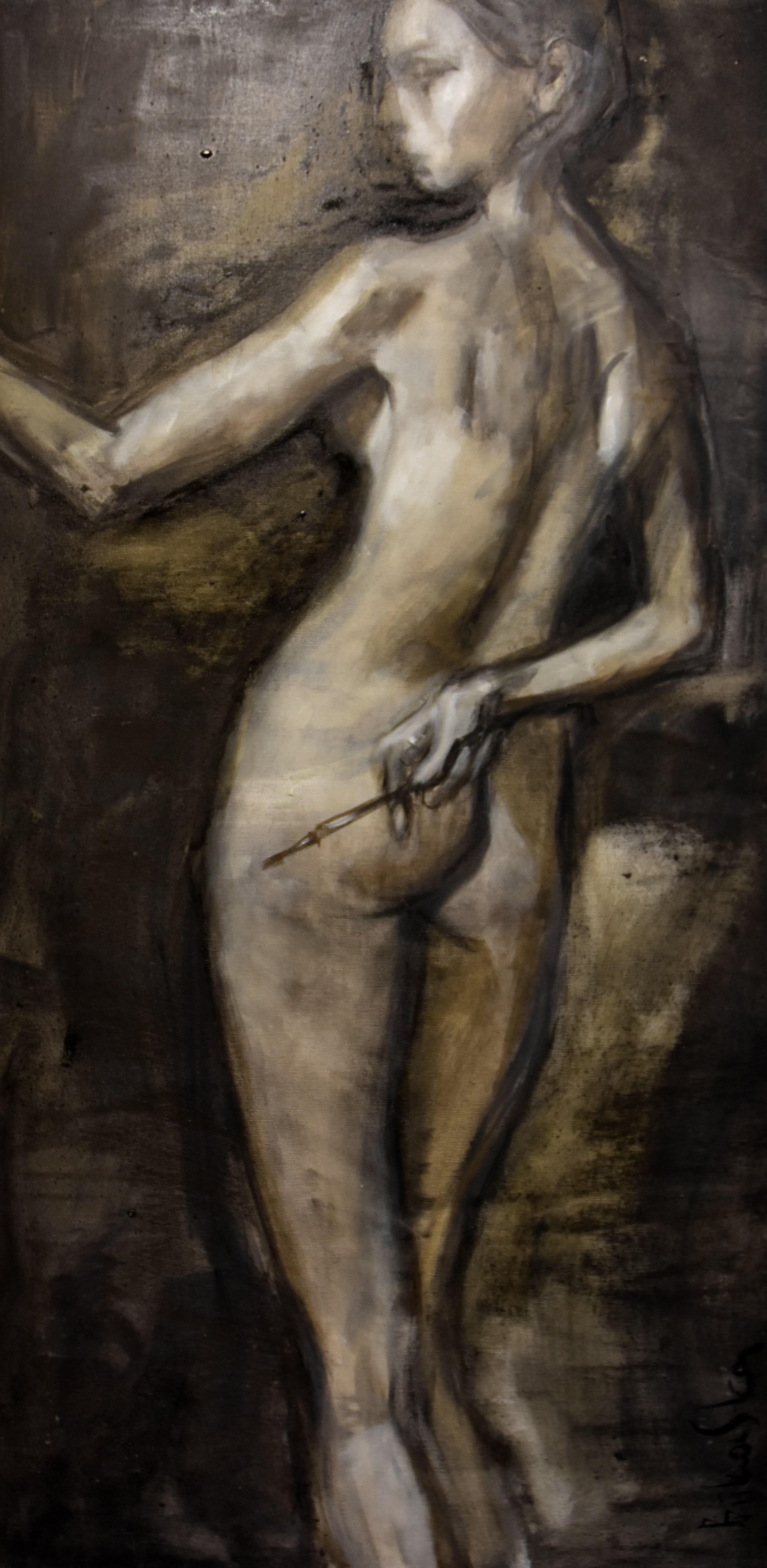 Olga Bukowska, Nude, Part II, 2018/2019 r.