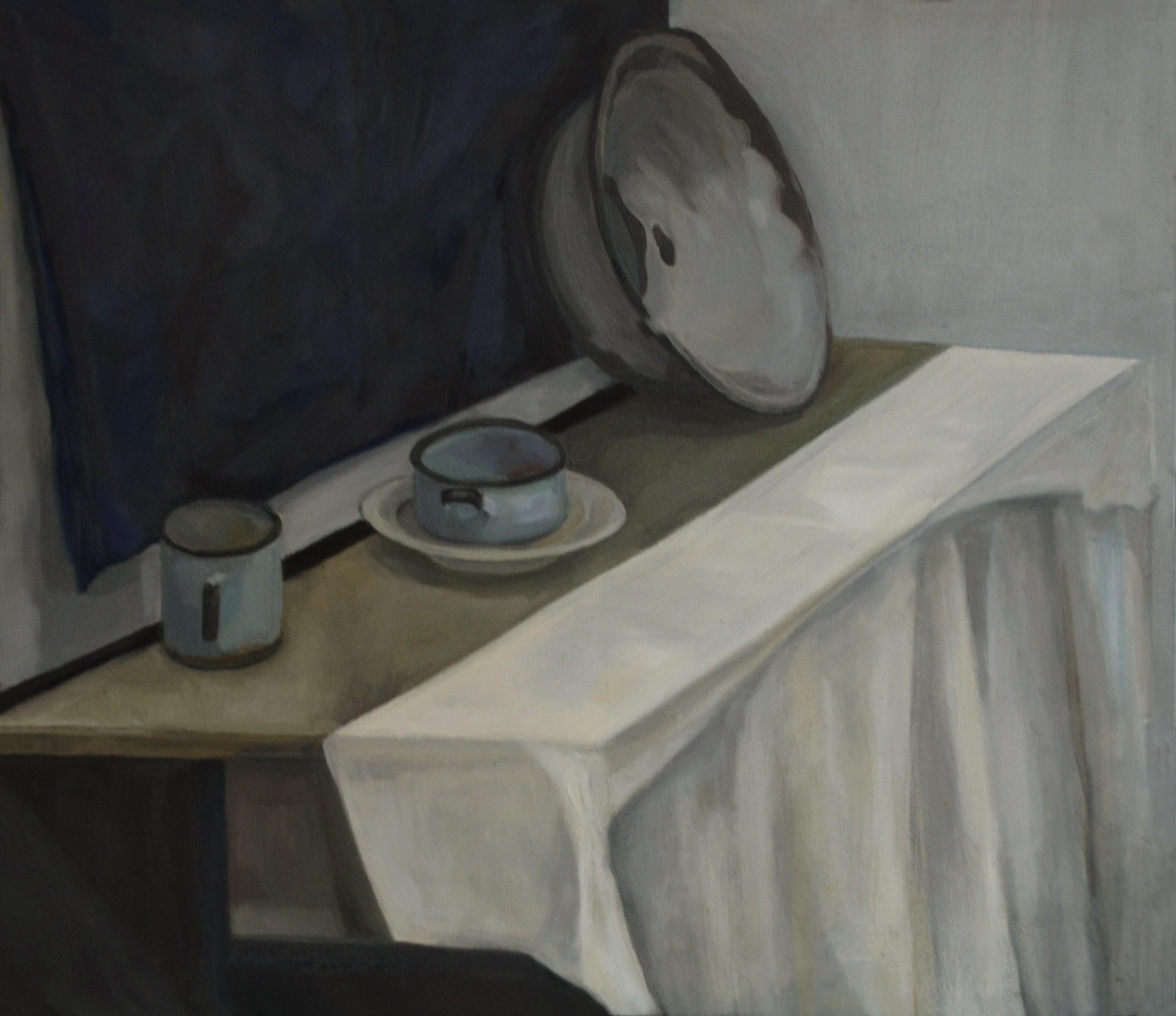 Gabriela Federowicz, Niebieska martwa natura