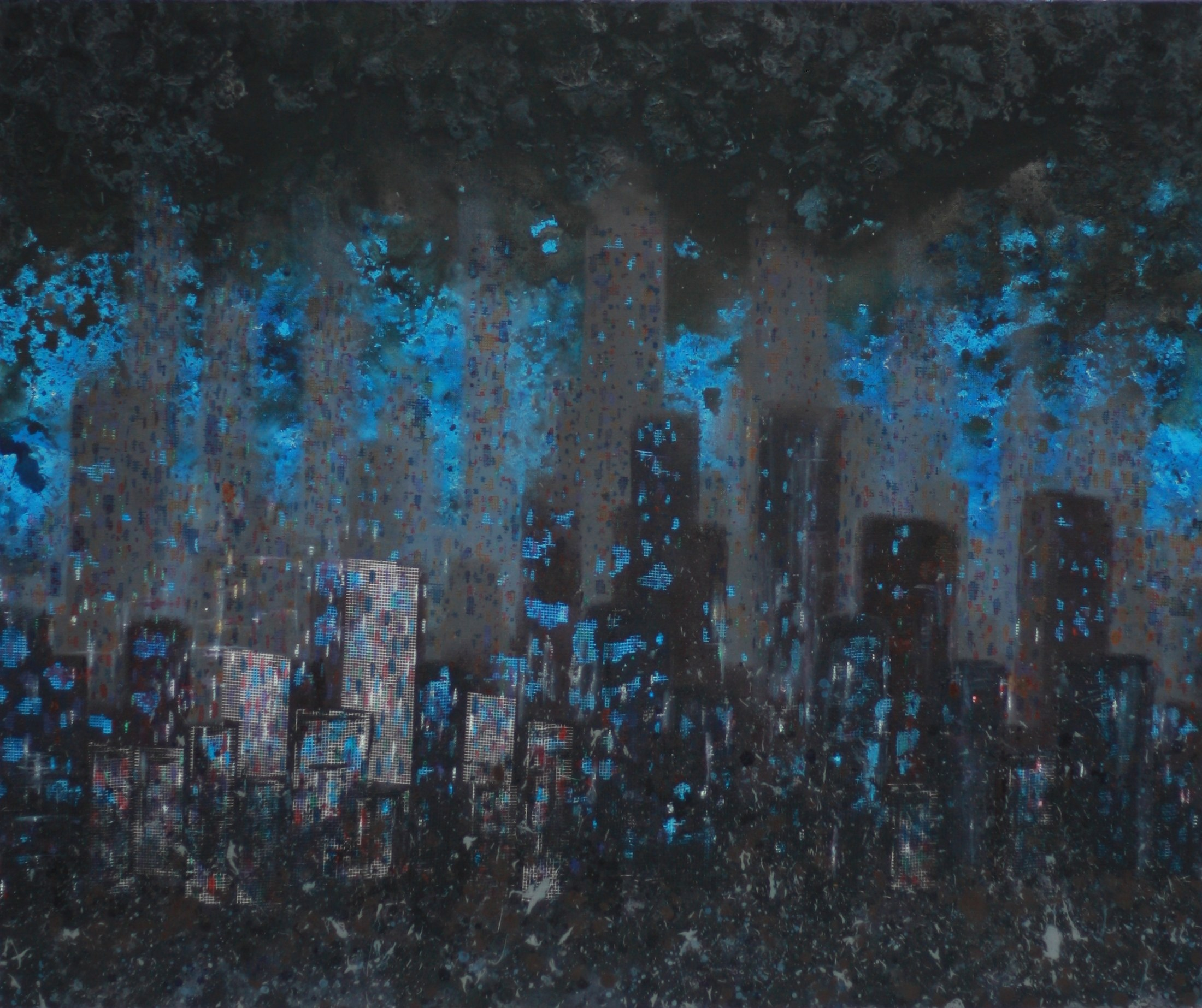 Jacek Jasiniak, Blue Screen