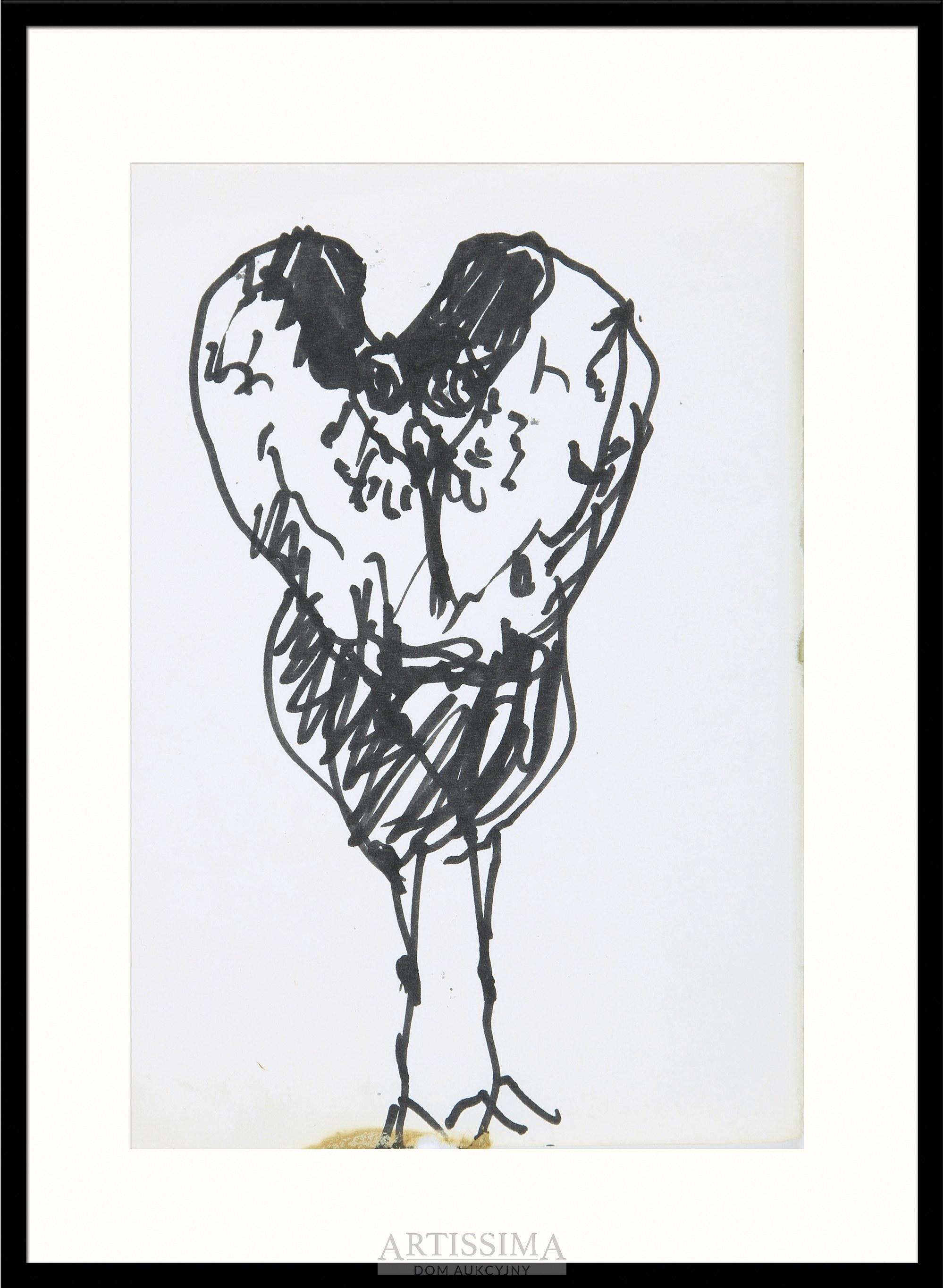 Barbara Jonscher (1926–1986), Ptak*
