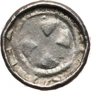 Zbigniew 1102-1107 (najstarszy syn Władysława Hermana),denar po 1097