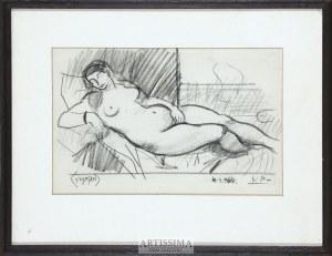 Kazimierz Podsadecki (1904-1970), Akt leżący, 1964*