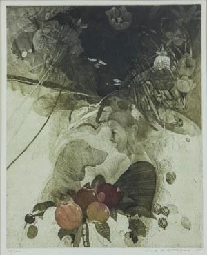 Eva Hašková, bez tytułu, 1985