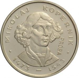 Polska, PRL, 2000 złotych 1979, Mikołaj Kopernik, próba niklowa, UNC