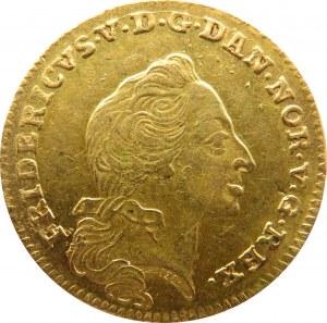 Dania, Fryderyk V, 12 marek 1761 W, Kopenhaga