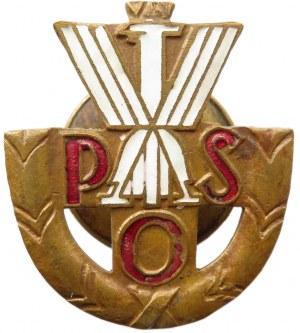 Polska, II RP, Polska Odznaka Strzelecka, niesygnowana