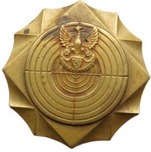 Polska, II RP, Odznaka Strzelecka, PUWF 1323/spół, wzór 31