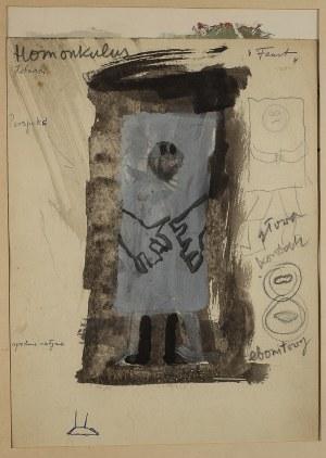 Piotr Potworowski (1898 -1962), Projekt kostiumu III