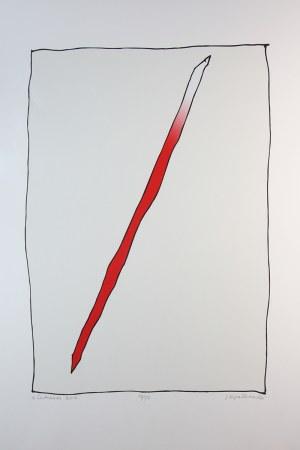 Stanisław Fijałkowski (ur. 1922), Abstrakcja, 2012 r.