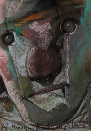 Stasys Eidrigevicius (ur. 1943), Bez tytułu, 2006