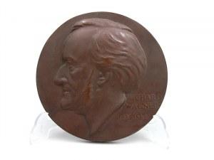 Tondo z portretem Richarda Wagnera