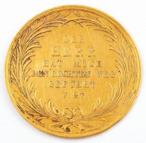 PORTUGAŁ HAMBURSKI, 5 DUKATÓW, XVIII w.