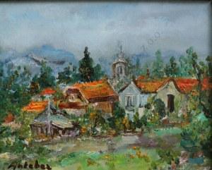 Isaac Antcher (1899-1992), Aix-les-Bains