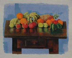 Mojżesz Kisling (1891-1953), Martwa natura z owocami