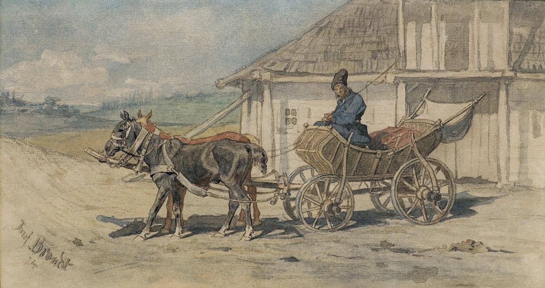 Brandt Józef, BAŁAGUŁA, 1874