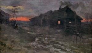 Weyssenhoff Henryk, PRZECZUCIE, PRZED LUB 1893