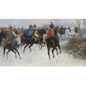 Chełmiński Jan, BITWA POD MONTMIRAIL W DNIU 11 LUTEGO 1814 ROKU