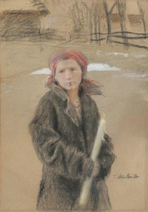 Axentowicz Teodor, NA GROMNICZNĄ, PO 1898