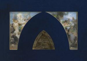 Siemiradzki Henryk, MUSICA SACRA I MUSICA PROFANA, 1901