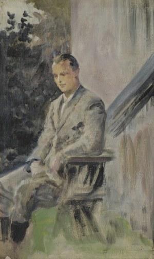 Malczewski Jacek, PORTRET RAFAŁA MALCZEWSKIEGO, SYNA ARTYSTY