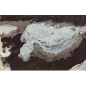 Ruszczyc Ferdynand, ŚNIEG, OK. 1900