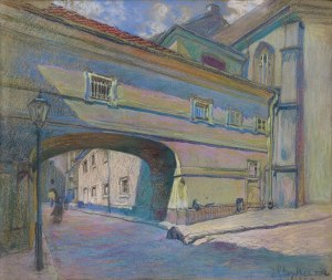 Stankiewicz Zofia, W WARSZAWIE NA KANONII, 1914