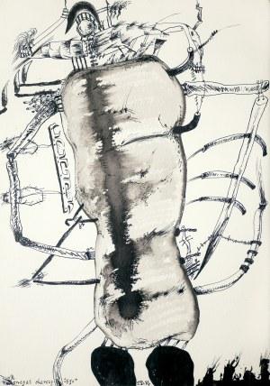 Brzozowski Tadeusz, RENEGAT CHARCZY TĘGO, 1981